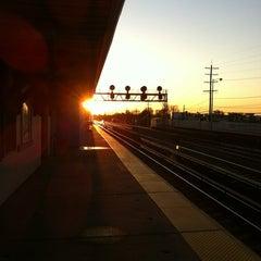 Photo taken at LIRR - Queens Village Station by Priscilla B. on 4/27/2012