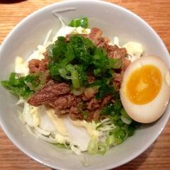 Photo taken at Rai Rai Ken by Janet Y. on 5/30/2012