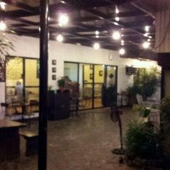 Photo taken at Maimee's Garden Café by J U. on 5/13/2012