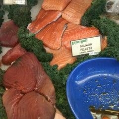 Photo taken at Big John's Market by Matthew M. on 2/14/2012