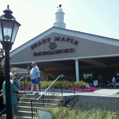Photo taken at Shady Maple Smorgasbord by Rob M. on 7/4/2012
