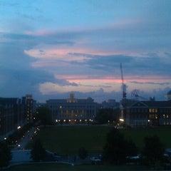 Photo taken at Belmont University by Amanda R. on 8/31/2012