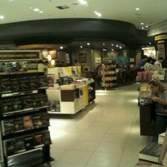 Photo taken at Saraiva MegaStore by Barbara G. on 3/22/2012