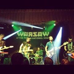 Photo taken at Warsaw by Randolph H. on 9/1/2012