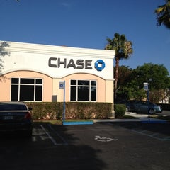 Photo taken at Chase Bank by Sylvia R. on 4/2/2012