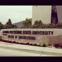 Photo taken at California Polytechnic State University, San Luis Obispo by Mary Ann H. on 5/13/2012