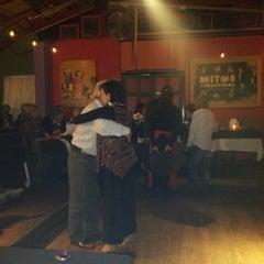 Photo taken at Cachafaz Tango Bar by Michael Max R. on 7/27/2012