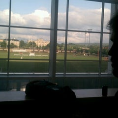 Photo taken at Weill Hall by Ben G. on 8/10/2012
