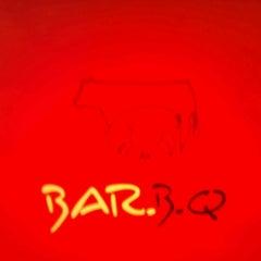 Photo taken at BAR.B.Q. by Yiannis P. on 7/22/2012