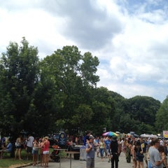Photo taken at Red Stripe Mid Summer Music And Food Fest by Joe S. on 6/16/2012