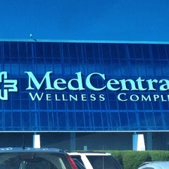 Photo taken at Medcentral Health And Fitness by Donna P. on 5/17/2012