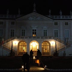Photo taken at Villa Fenaroli Palace Hotel by Alessia G. on 3/25/2012
