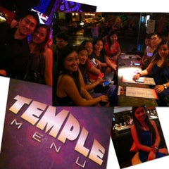 Photo taken at Temple Club by 🍭💗Princess⭐️ C. on 6/26/2012