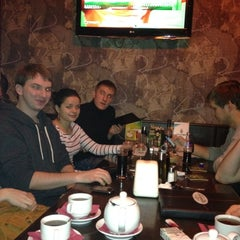 Photo taken at Пивной бар на Пушкинской by Pavel Z. on 2/24/2012