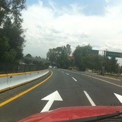 Photo taken at Autopista México - Cuernavaca by Armando I. on 6/15/2012