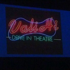 Photo taken at Vali-Hi Drive-In by Bethany S. on 6/29/2012
