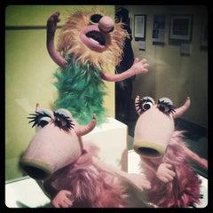 Photo taken at Jim Henson's Fantastic World exhibit by David B. on 2/4/2012