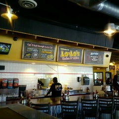 Photo taken at Lo-Lo's Chicken & Waffles by David O. on 8/30/2012