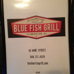 Photo taken at Blue Fish Grill by John H. on 5/26/2012