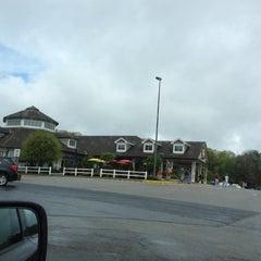 Photo taken at Charlton Service Plaza (Westbound) by Barbara B. on 5/10/2012