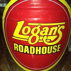 Photo taken at Logan's Roadhouse by Cheryl K. on 5/19/2012