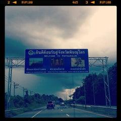 Photo taken at น้ำตกปอย by Au S. on 8/31/2012