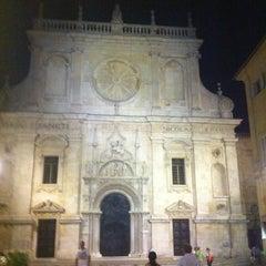 Photo taken at Basilica di San Nicola by Giorgio G. on 8/9/2012