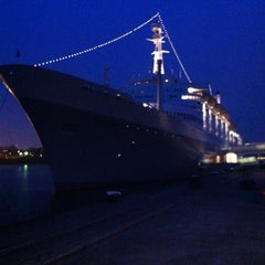 Photo taken at ss Rotterdam by Frits T. on 3/7/2012