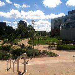 Photo taken at Western Michigan University by Ryan B. on 8/8/2012