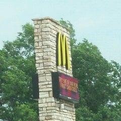 Photo taken at McDonald's by Matt M. on 4/26/2012