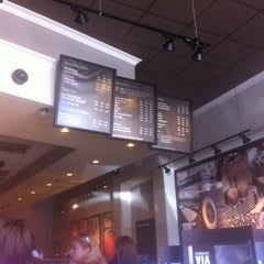 Photo taken at Starbucks by Anthony F. on 5/19/2012