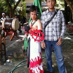 Photo taken at SMAN 7 Surakarta by Nugroho D. on 2/26/2012