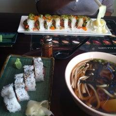 Photo taken at Tokoro Japanese Restaurant by Cheli V. on 6/11/2012