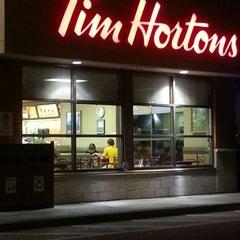 Photo taken at Tim Hortons by Doug T. on 9/8/2012
