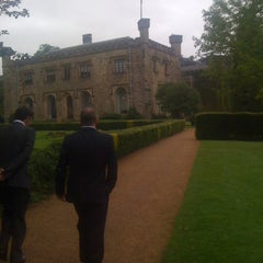 Photo taken at Towneley Hall by Jac J. on 7/10/2012