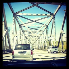 Photo taken at Carquinez Bridge by Carmen L. on 5/11/2012
