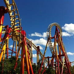 Photo taken at Beto Carrero World by Anderson V. on 4/30/2012