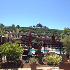 Photo taken at The Meritage Resort and Spa by Kinsie F. on 8/17/2012