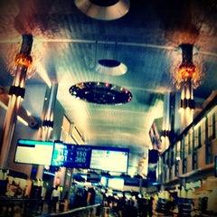 Photo taken at Terminal 1 المبنى by Brad M. on 6/28/2012
