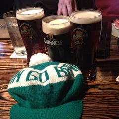 Photo taken at Fadó Irish Pub & Restaurant by Michael B. on 3/16/2012
