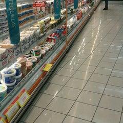 Photo taken at Supermercado nacional by Nagaca G. on 2/28/2012