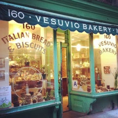 Photo taken at Vesuvio Bakery by Lulu A. on 5/17/2012