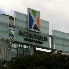 Photo taken at Metropolis at Metrotown by Fabio R. on 6/24/2012