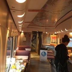 Photo taken at Amtrak Train 508 (Cascades) by Alex S. on 4/14/2012
