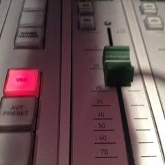 Photo taken at Ö3 Sendestudio by Armin R. on 3/22/2012