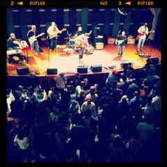 Photo taken at World Cafe Live by Stephen L. on 2/25/2012