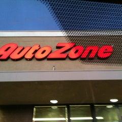 Photo taken at AutoZone by Dennis L. on 9/4/2012