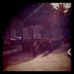 Photo taken at Colégio Militar de Manaus (CMM) by Matheus S. on 6/28/2012