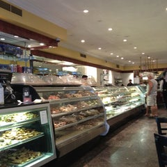 Photo taken at Pasticceria Rocco - Pastry Shop and Espresso Cafe by Kenneth K. on 6/17/2012
