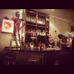 Photo taken at The Rosedale Diner by Suélen M. on 4/14/2012
